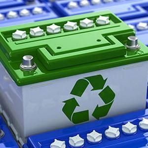Empresas que reciclam baterias automotivas usadas