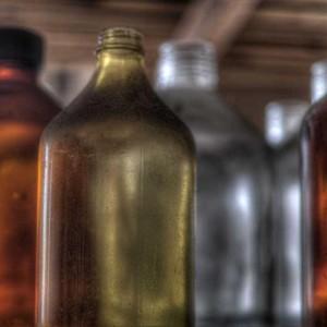 Empresa de reutilização de resíduo químico