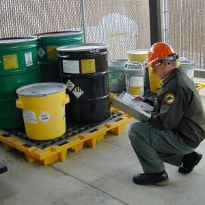 Recuperação de resíduo químico em sp