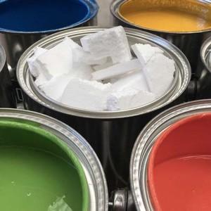 Empresa de reciclagem de borra de tinta