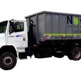 Coleta de resíduos orgânicos sp