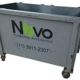 empresa de gestão de resíduos sólidos