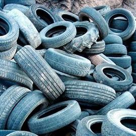 Onde descartar pneus velhos