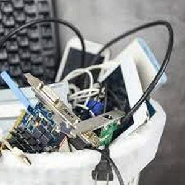 Reciclagem de lixo eletrônico