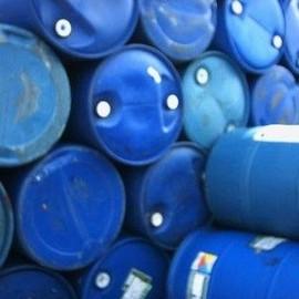 Reciclagem de tambores e bombonas