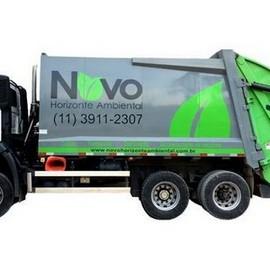 remoção de resíduos industriais
